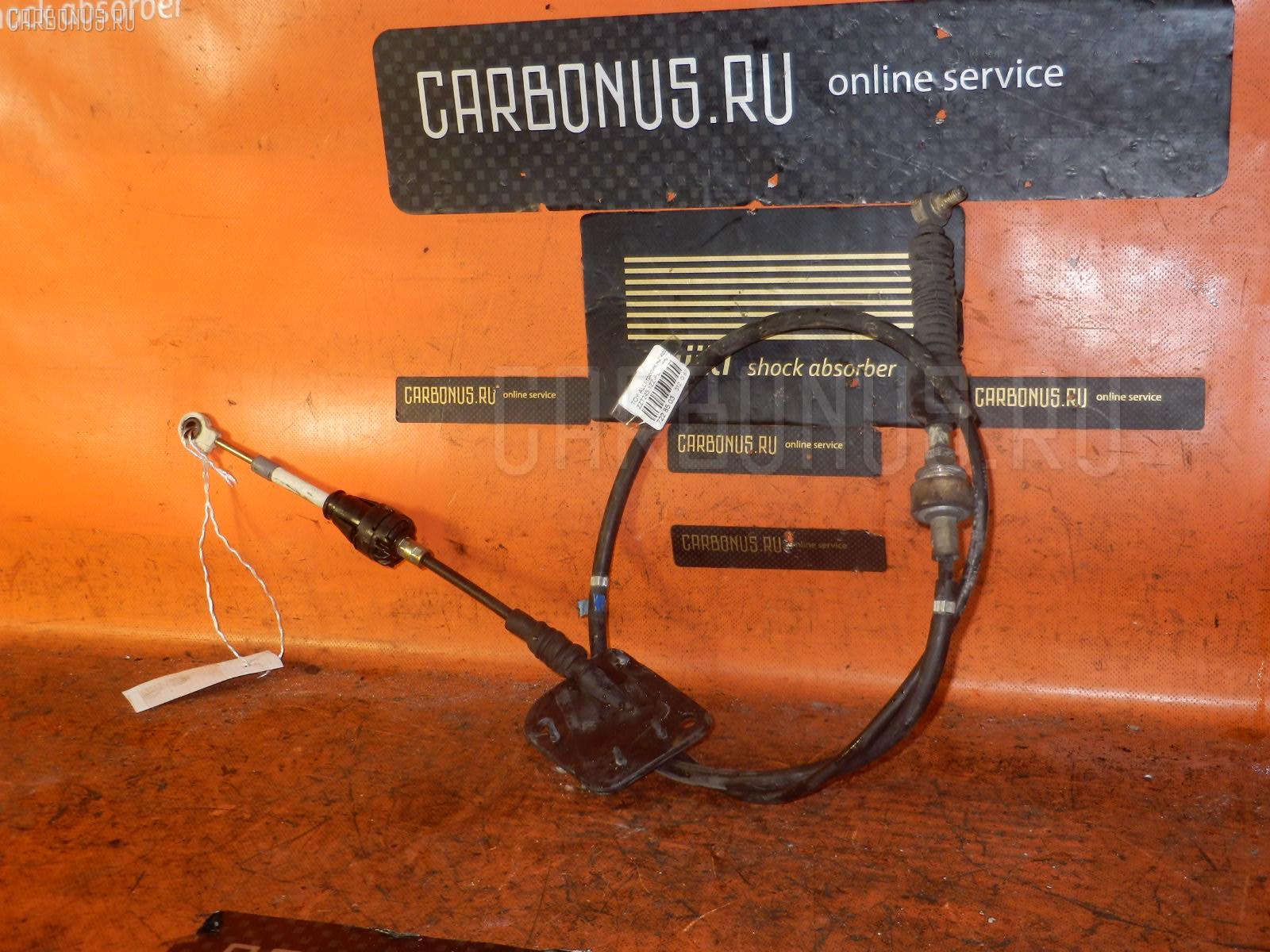 Тросик на коробку передач TOYOTA ALLION ZZT245 1ZZ-FE Фото 1
