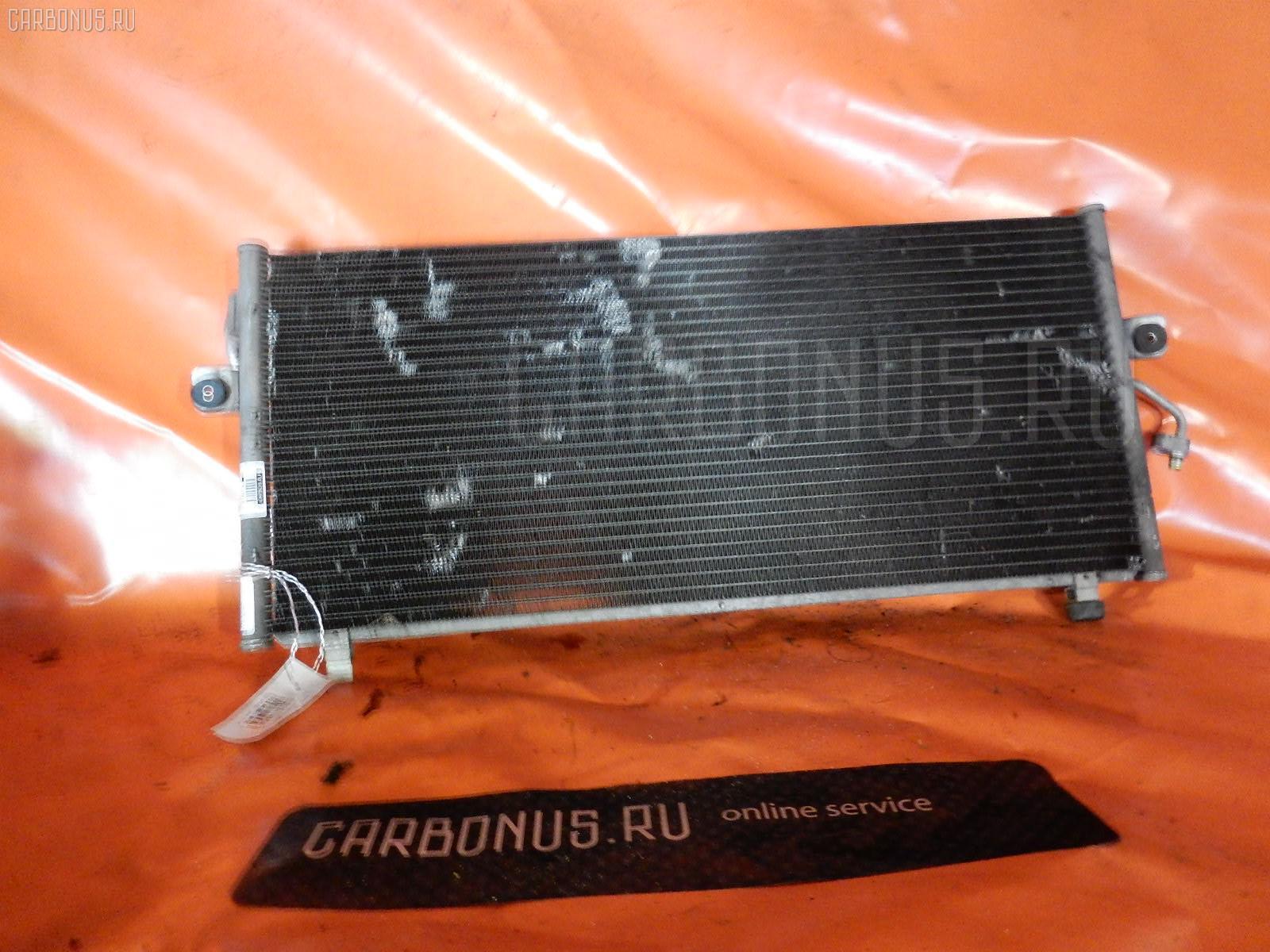 Радиатор кондиционера NISSAN BLUEBIRD HU14 SR20DE. Фото 1