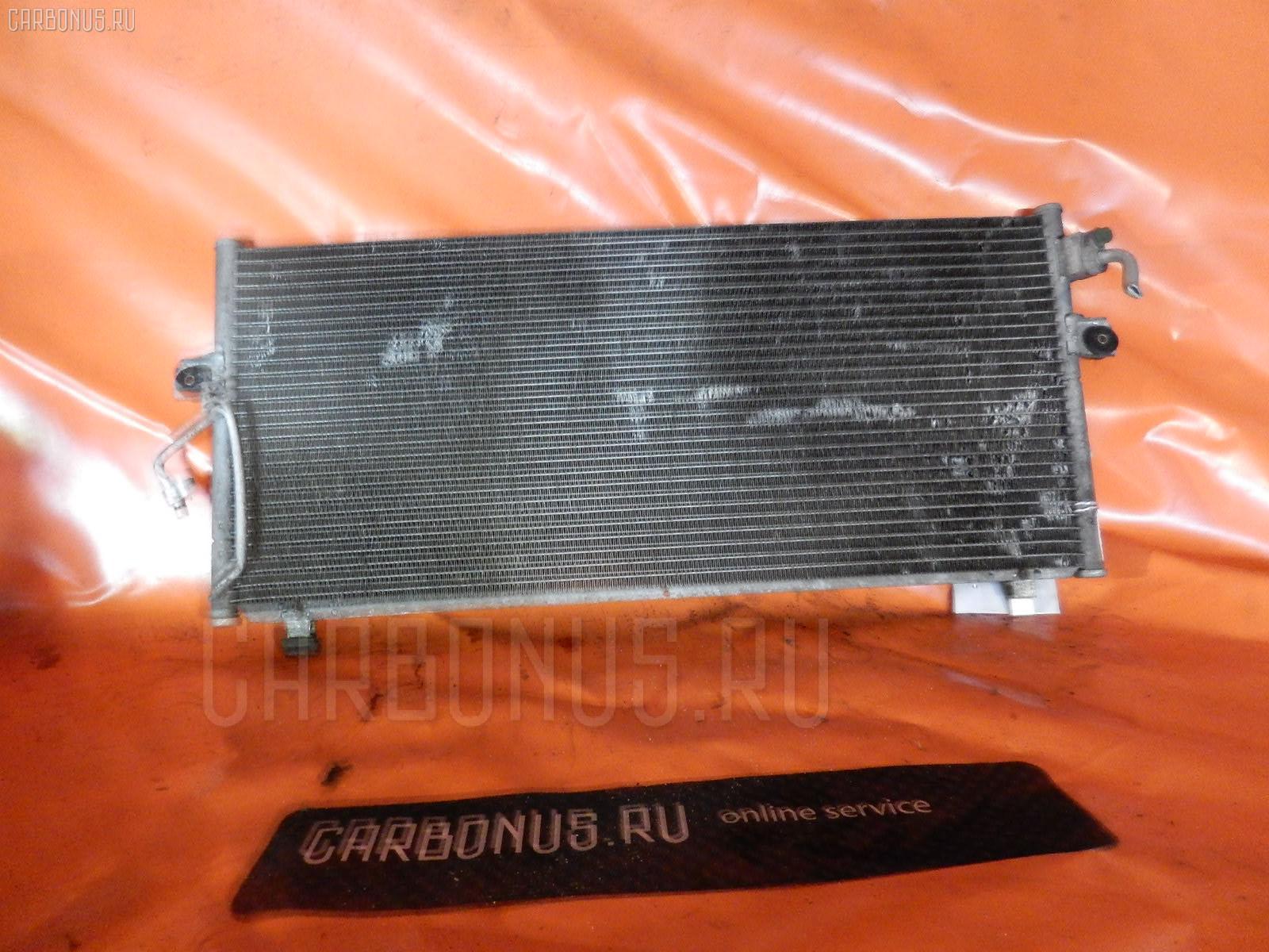 Радиатор кондиционера NISSAN BLUEBIRD HU14 SR20DE. Фото 2
