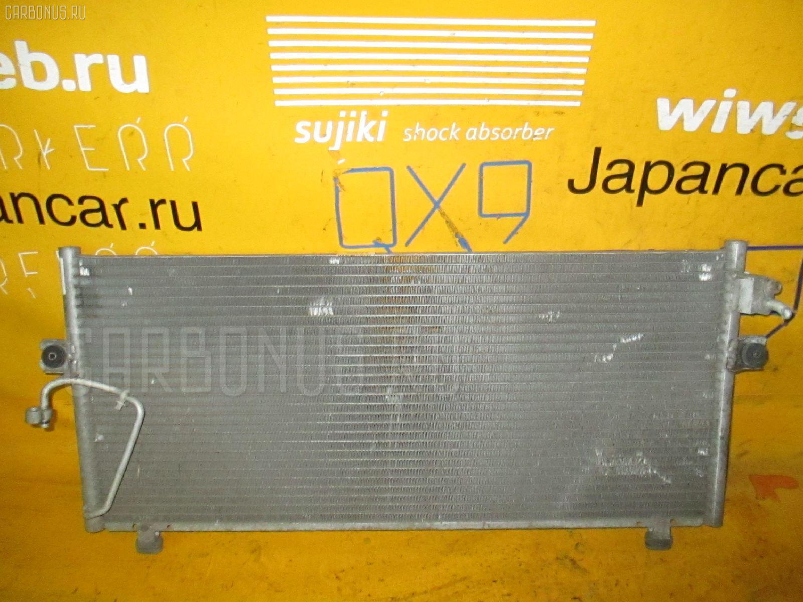 Радиатор кондиционера NISSAN BLUEBIRD HU14 SR20DE. Фото 4