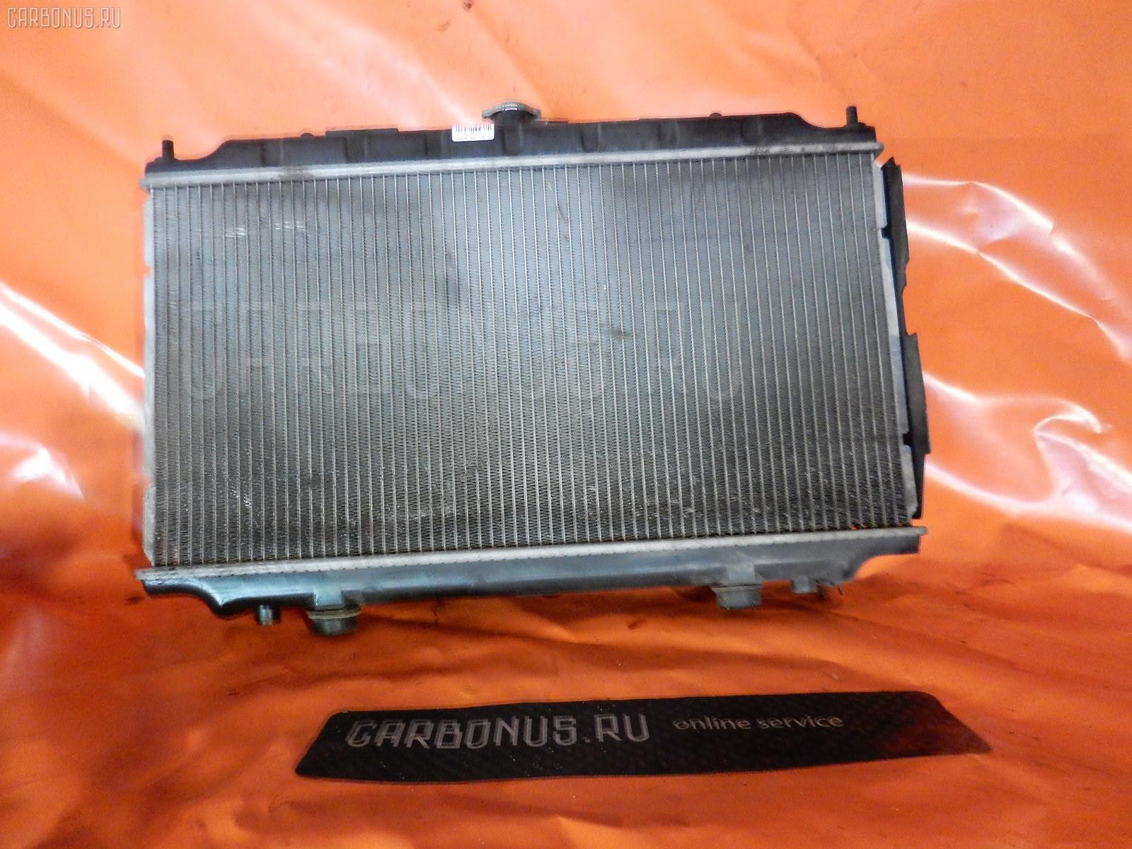 Радиатор ДВС NISSAN PRIMERA P11 SR18DE. Фото 10