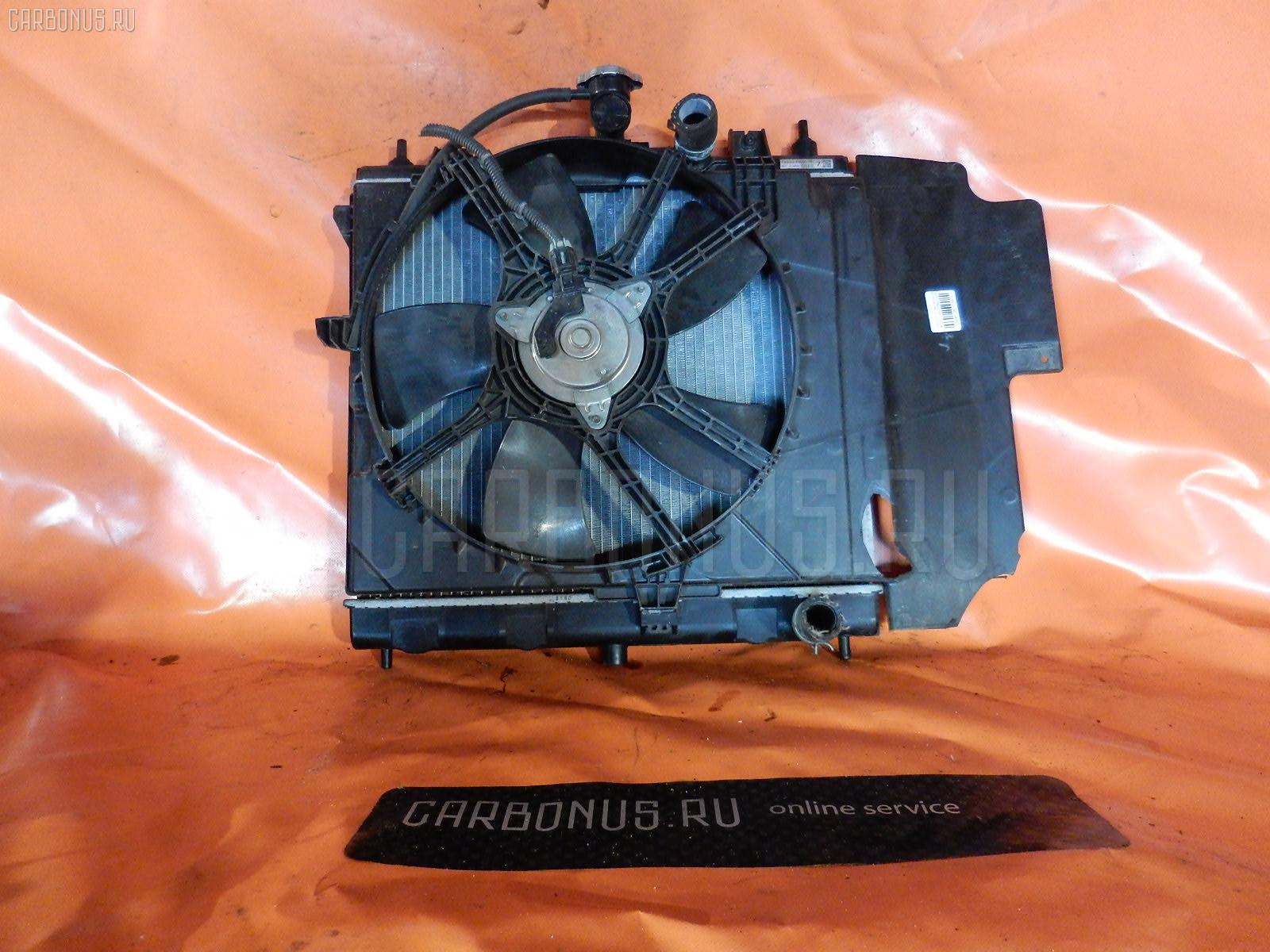 Радиатор ДВС Nissan Note E11 HR15 Фото 1