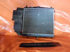 Радиатор ДВС Nissan Note E11 HR15 Фото 2