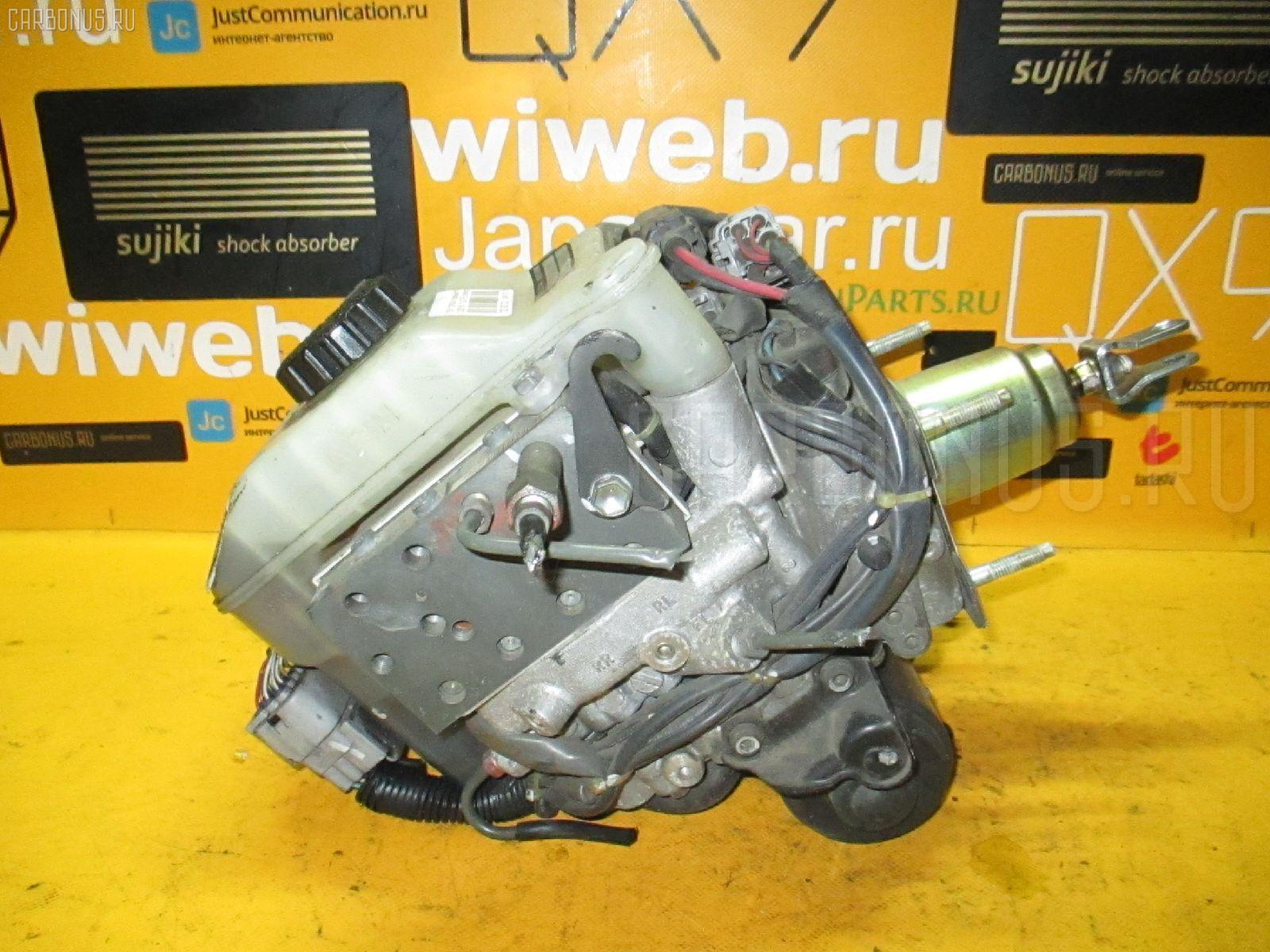 Главный тормозной цилиндр TOYOTA CROWN MAJESTA UZS151 1UZ-FE. Фото 11