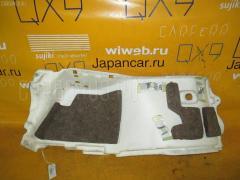 Обшивка багажника Toyota Harrier SXU10W Фото 1