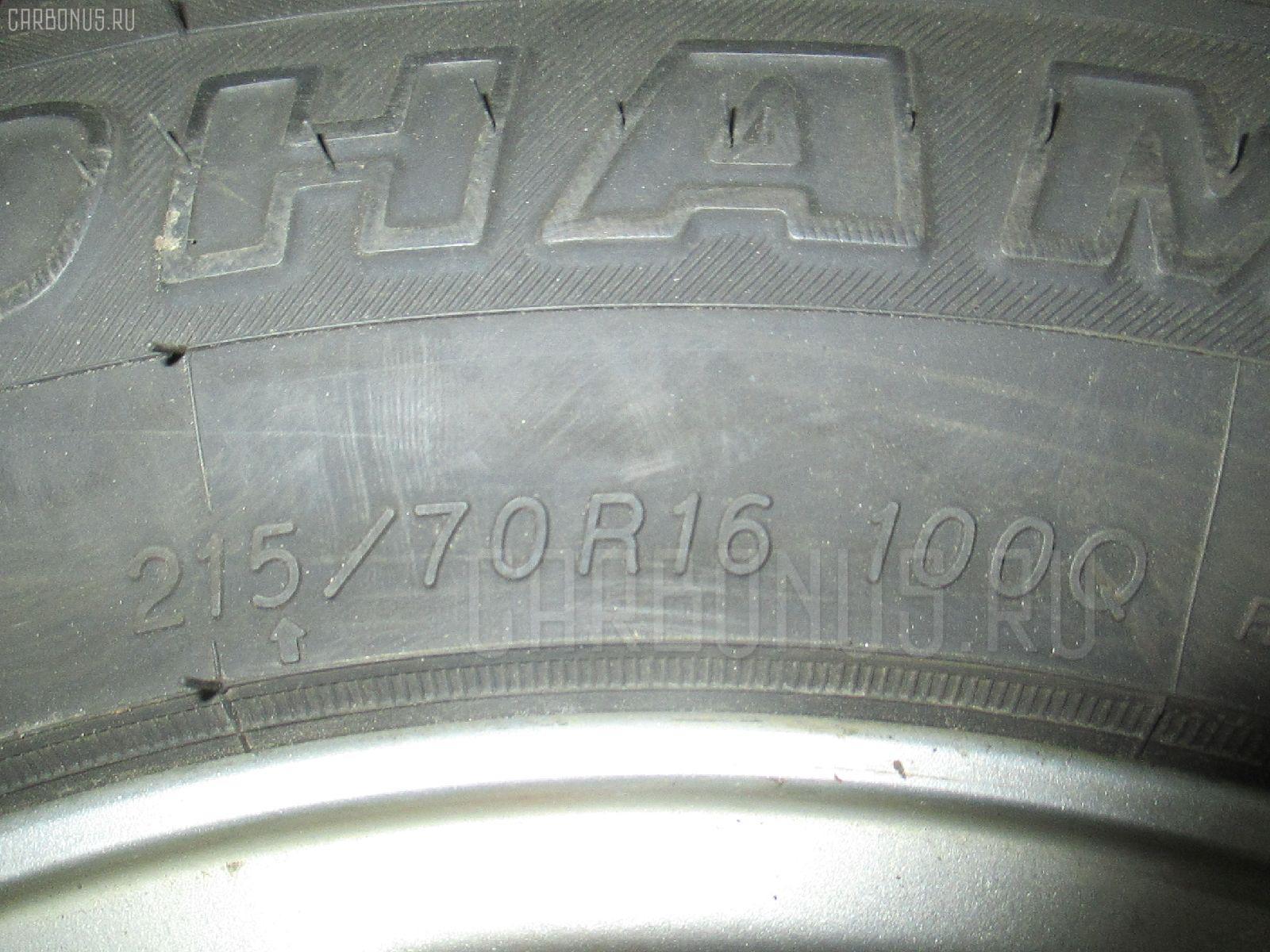 Автошина легковая зимняя Geolandar g-073 215/70R16 YOKOHAMA Фото 1