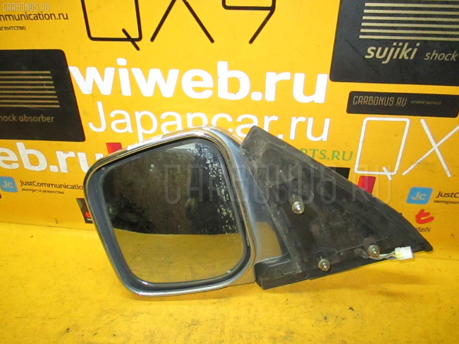 Зеркало двери боковой MITSUBISHI PAJERO V43W. Фото 6