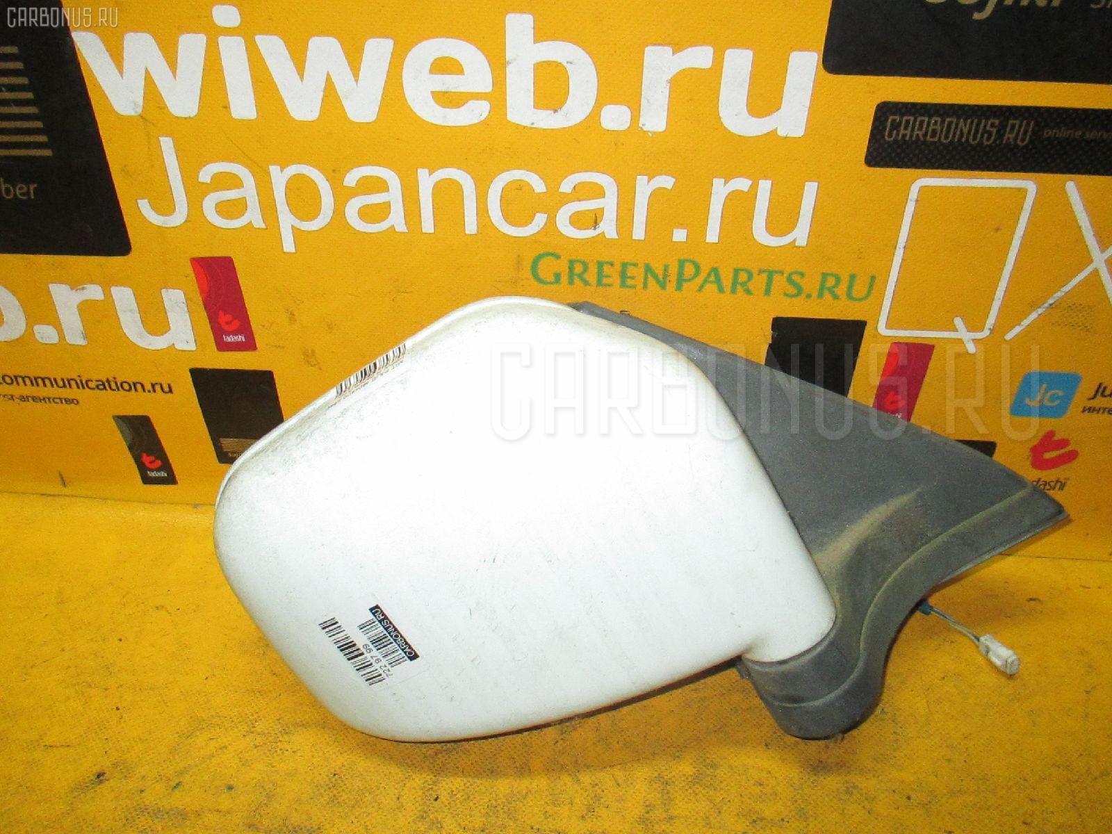 Зеркало двери боковой Mitsubishi Pajero io H66W Фото 1