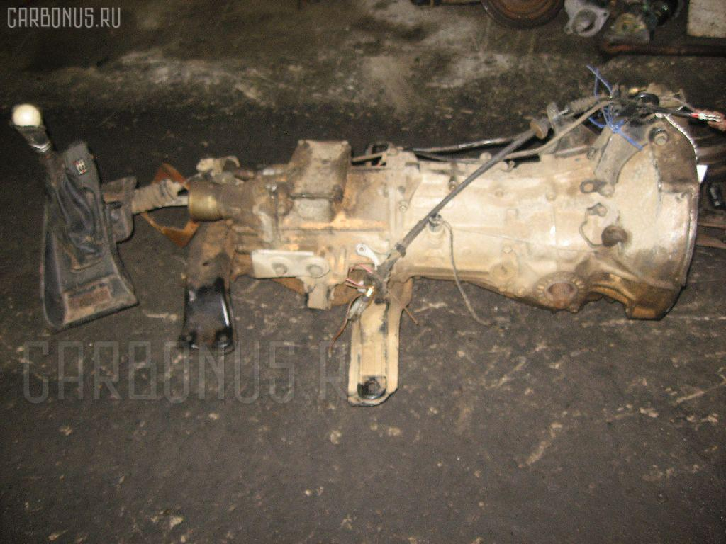 КПП механическая SUBARU LEGACY WAGON BG3 EJ18 Фото 1