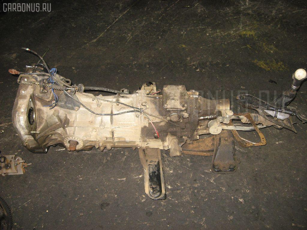 КПП механическая SUBARU LEGACY WAGON BG3 EJ18 Фото 2