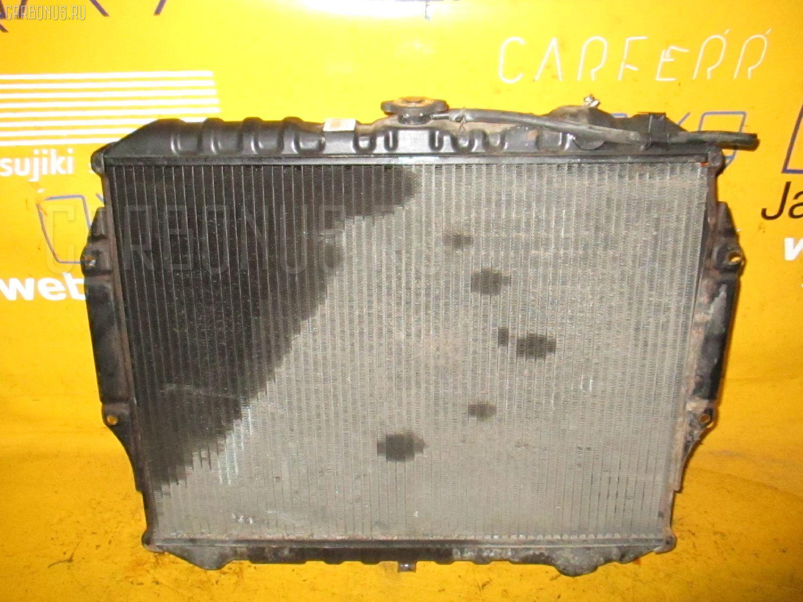 Радиатор ДВС MITSUBISHI PAJERO V43W 6G72. Фото 9