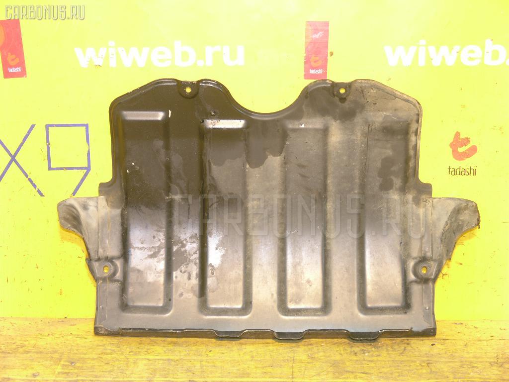 Защита двигателя Mitsubishi Pajero mini H58A 4A30 Фото 1