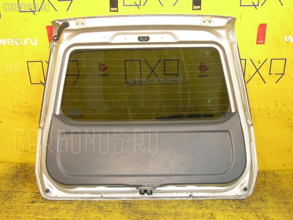 Дверь задняя MAZDA LAPUTA HP22S Фото 2