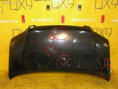 Капот Suzuki Wagon r solio MA34S Фото 1