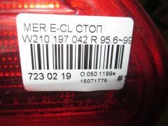 Стоп MERCEDES-BENZ E-CLASS W210.065 Фото 4