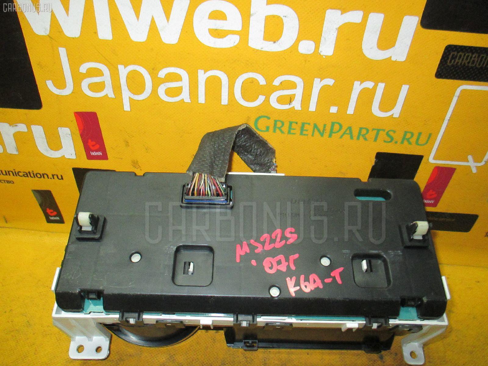 Спидометр Mazda Az-wagon MJ21S K6A-T Фото 1