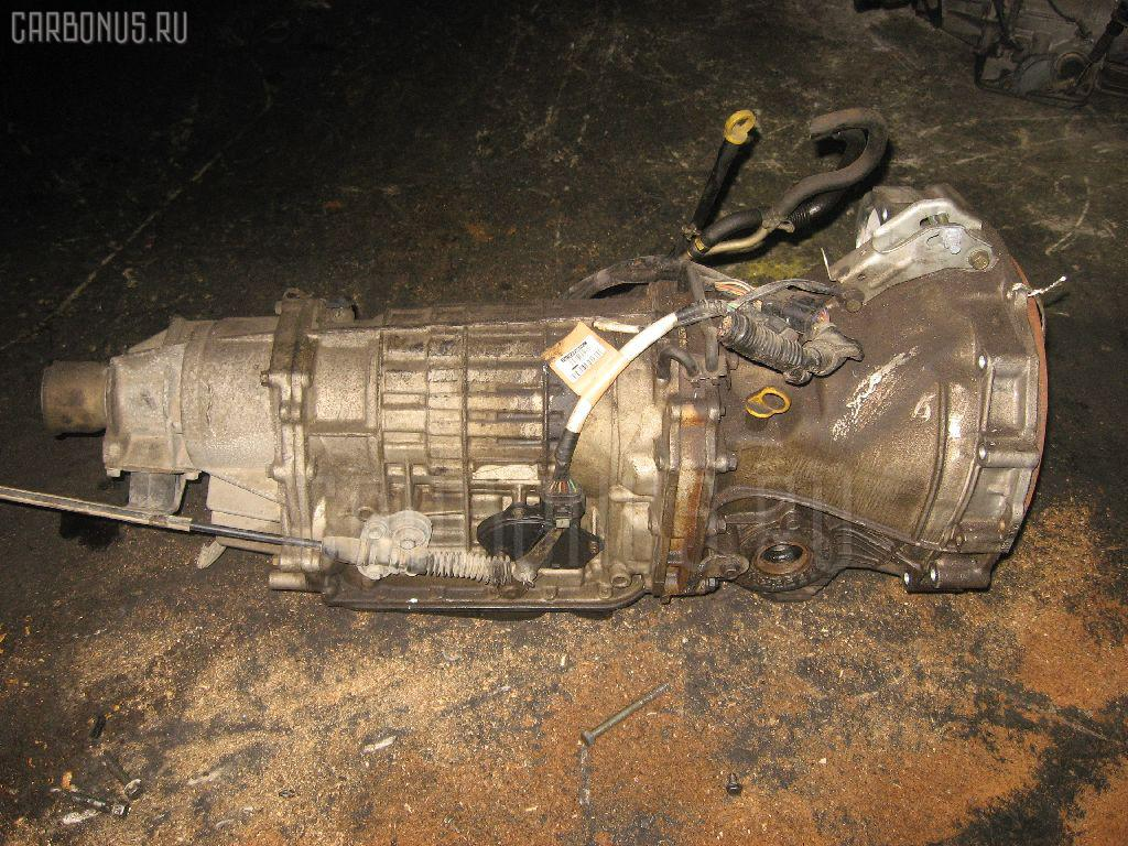 КПП автоматическая SUBARU LEGACY WAGON BH5 EJ206. Фото 10