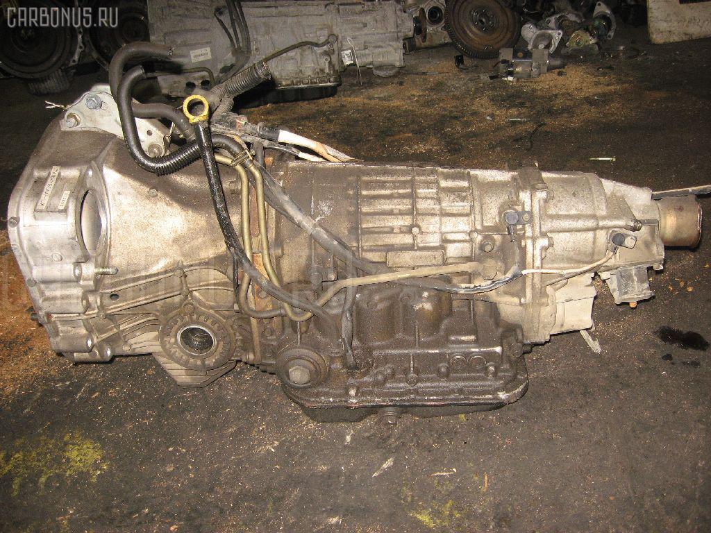 КПП автоматическая SUBARU LEGACY WAGON BH5 EJ206. Фото 11