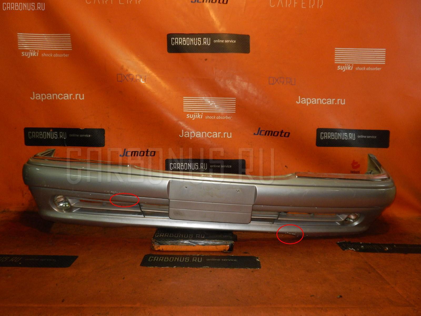 Бампер MERCEDES-BENZ E-CLASS STATION WAGON S210.237 Фото 1