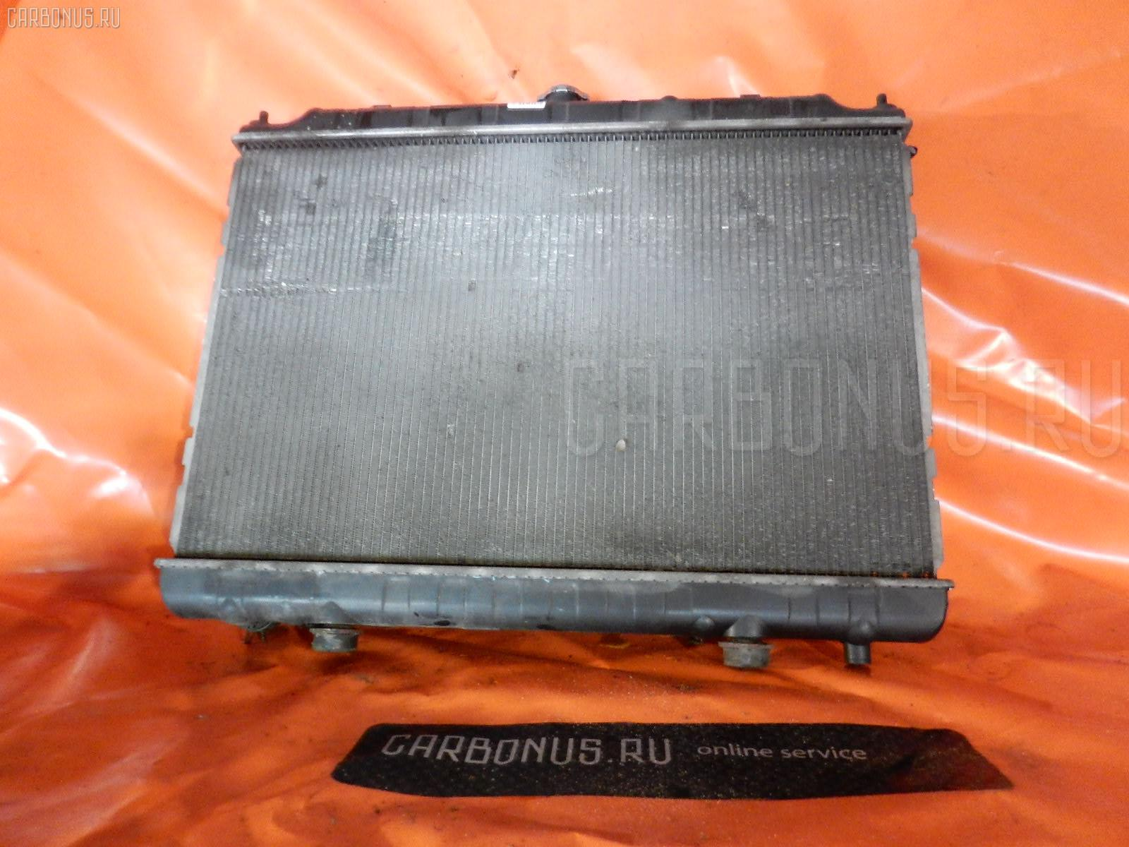 Радиатор ДВС NISSAN PRESAGE HU30 VQ30DE. Фото 6