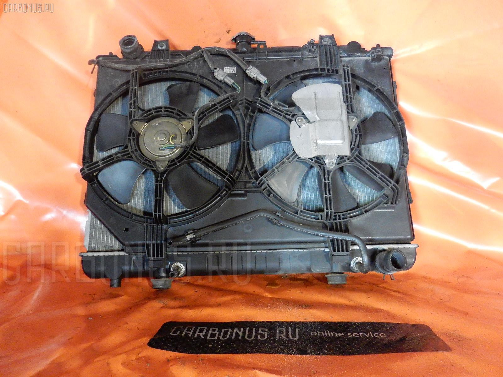 Радиатор ДВС NISSAN PRESAGE HU30 VQ30DE. Фото 7