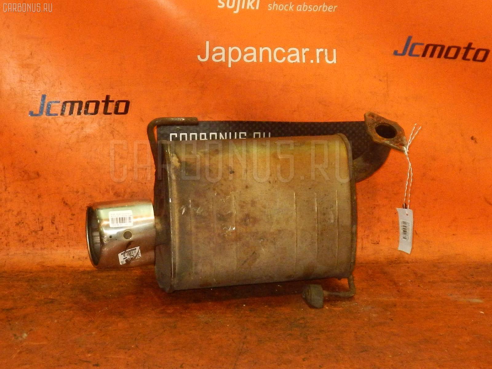 Глушитель Subaru Legacy BL5 EJ20-T Фото 1