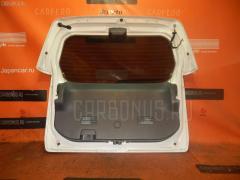 Дверь задняя Suzuki Wagon r MH21S Фото 2