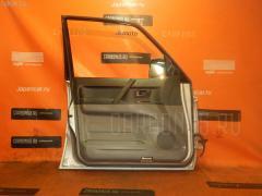 Дверь боковая Mitsubishi Pajero V75W Фото 1