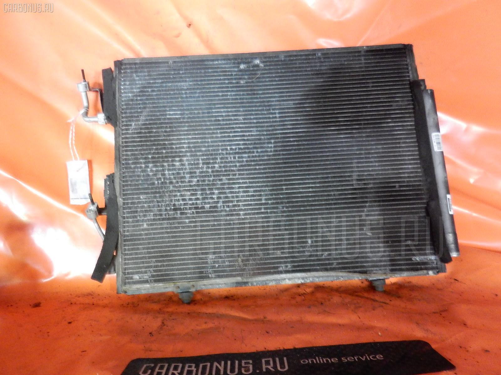 Радиатор кондиционера MITSUBISHI PAJERO V75W 6G74 Фото 2