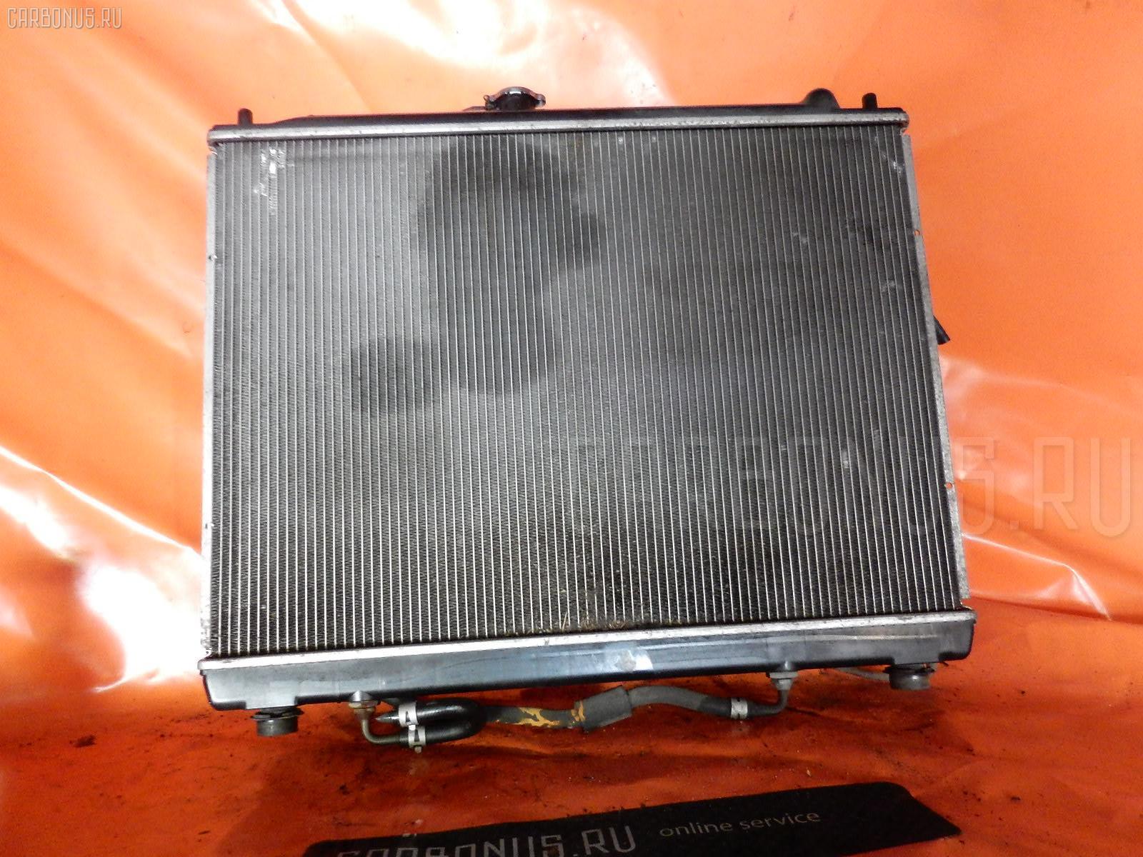 Радиатор ДВС MITSUBISHI PAJERO V75W 6G74 Фото 1