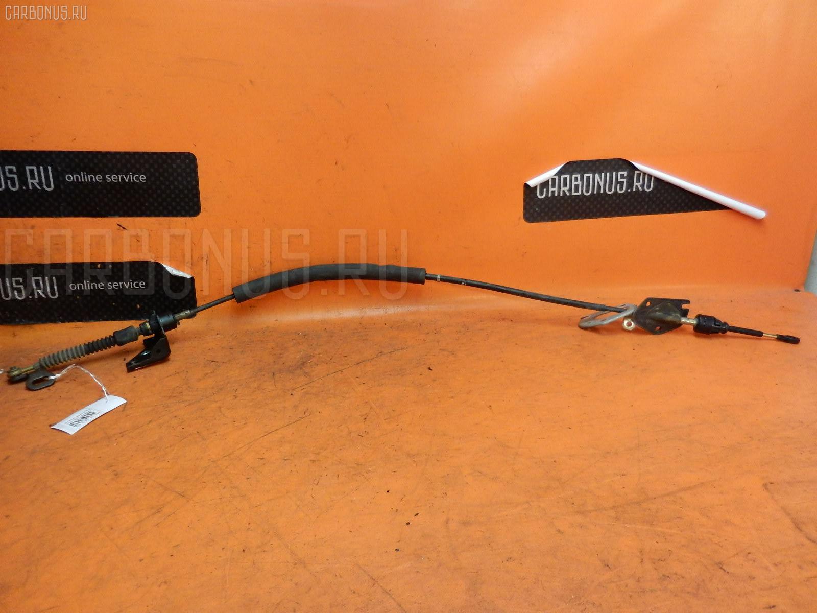 Тросик на коробку передач Mitsubishi Pajero V75W 6G74 Фото 1