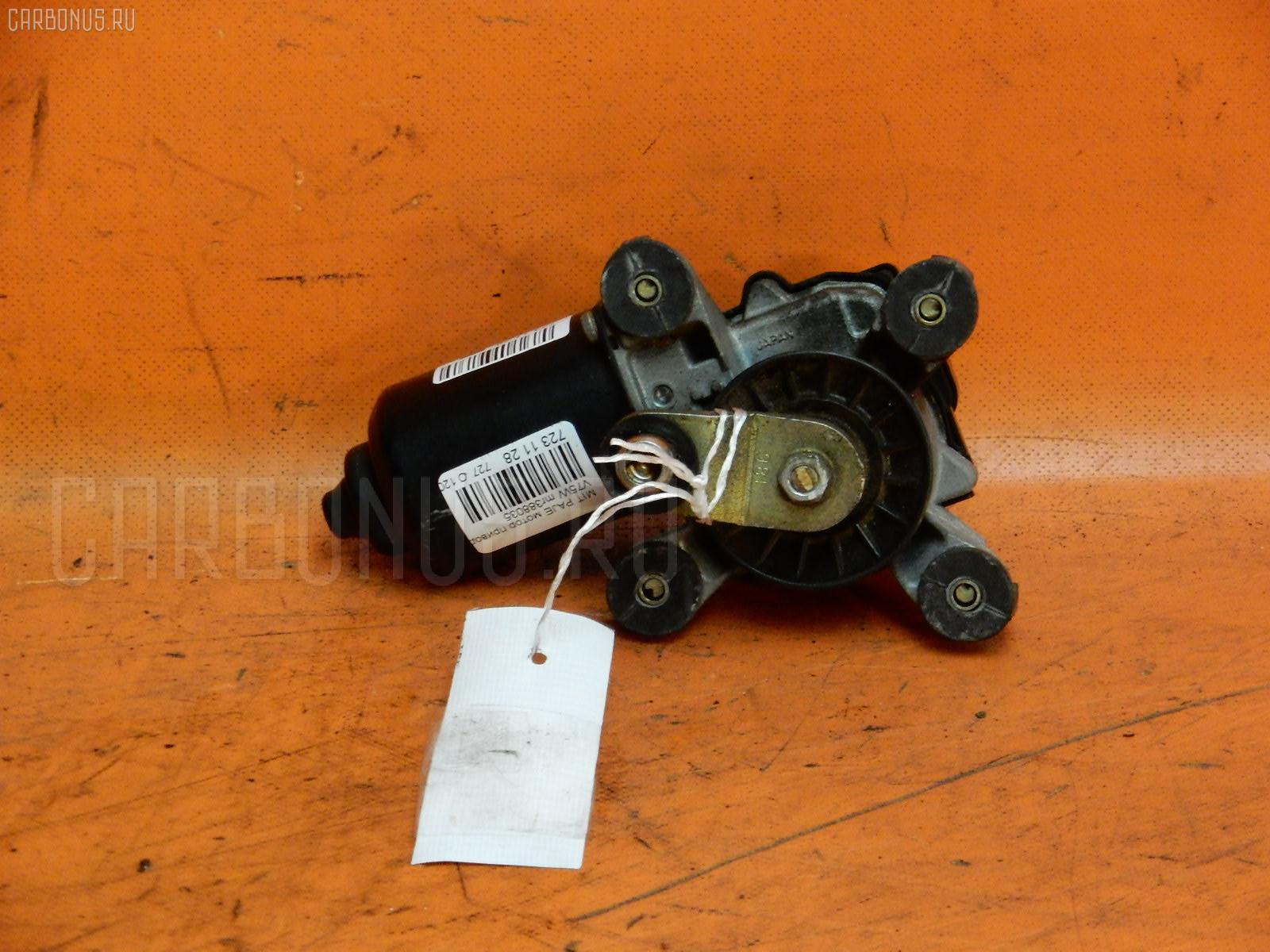 Мотор привода дворников Mitsubishi Pajero V75W Фото 1