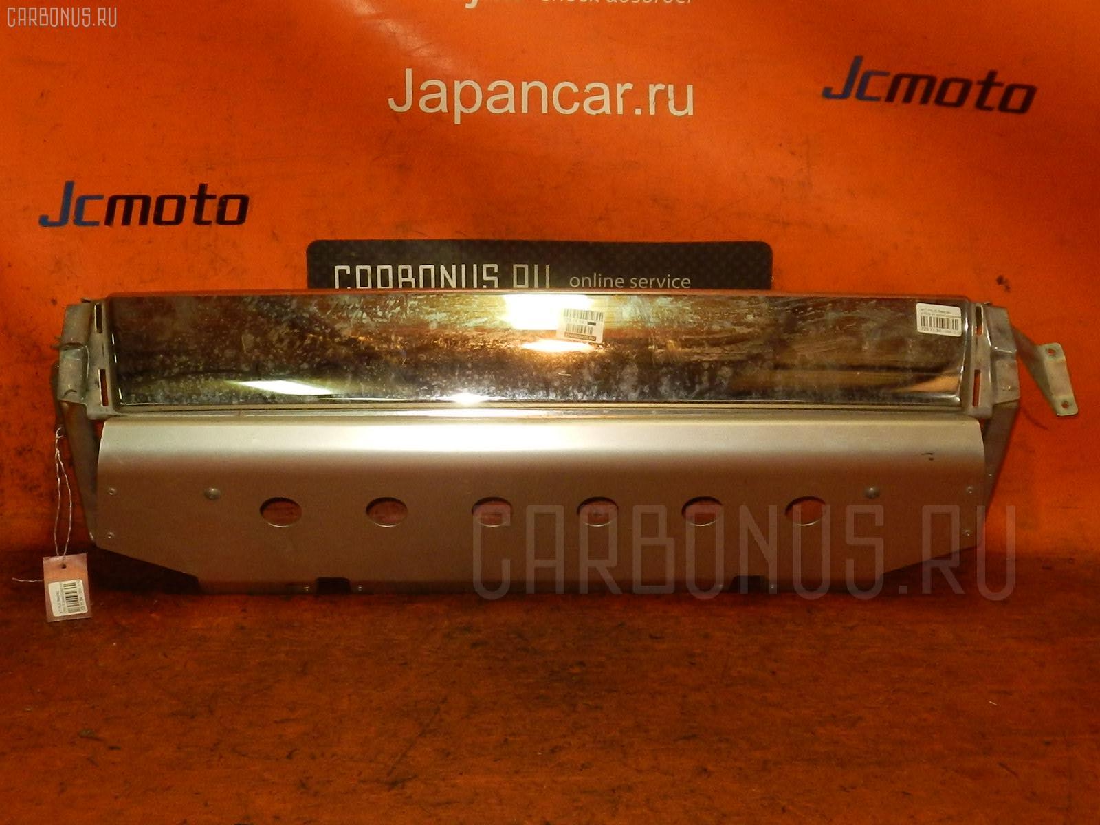 Бампер MITSUBISHI PAJERO V75W Фото 2