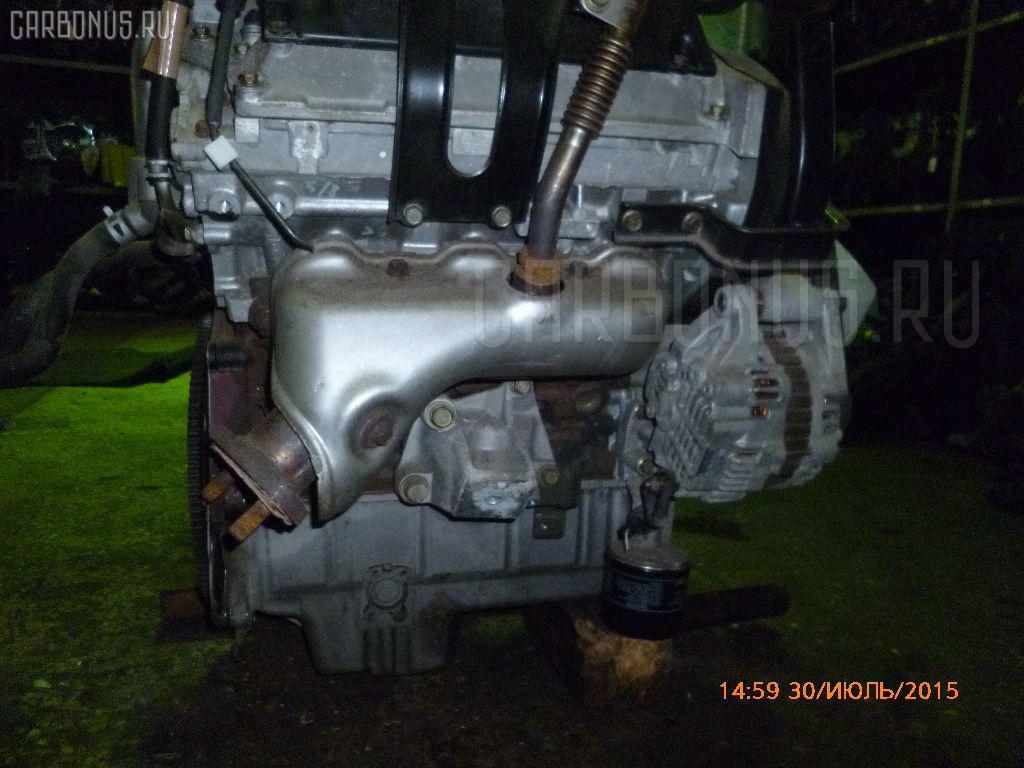 Двигатель MITSUBISHI PAJERO V75W 6G74. Фото 3