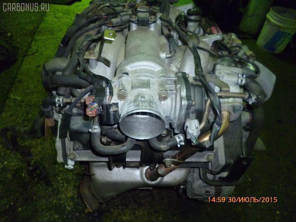 Двигатель MITSUBISHI PAJERO V75W 6G74. Фото 5