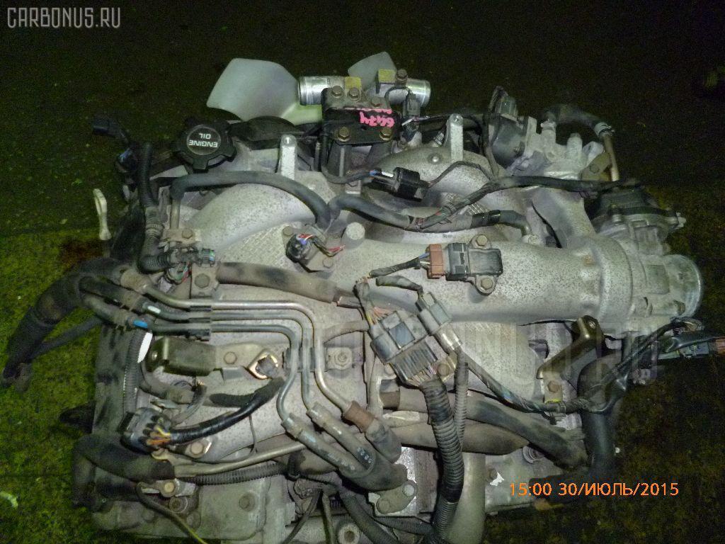 Двигатель MITSUBISHI PAJERO V75W 6G74. Фото 10