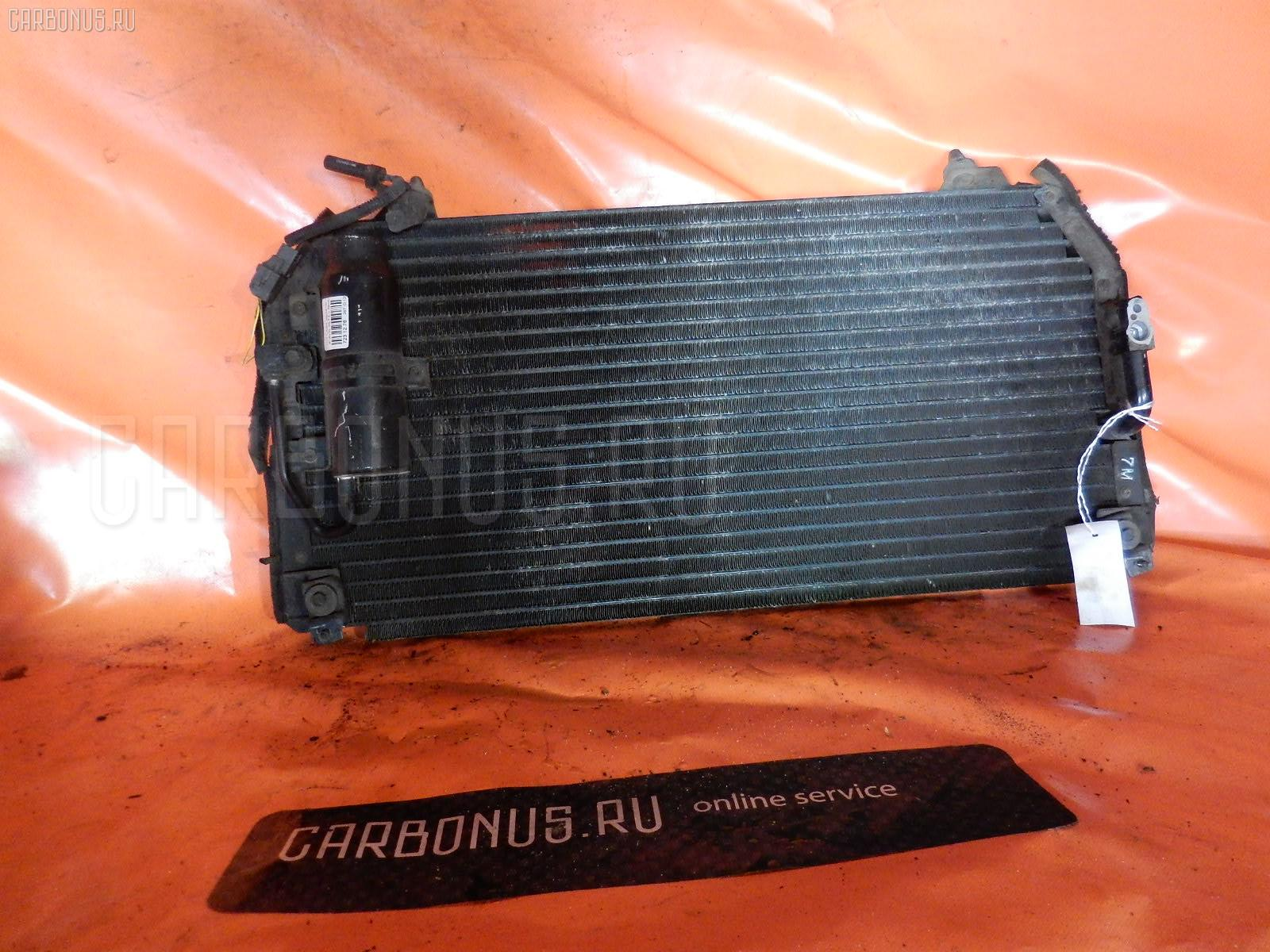 Радиатор кондиционера TOYOTA CAMRY SV32 3S-FE. Фото 2