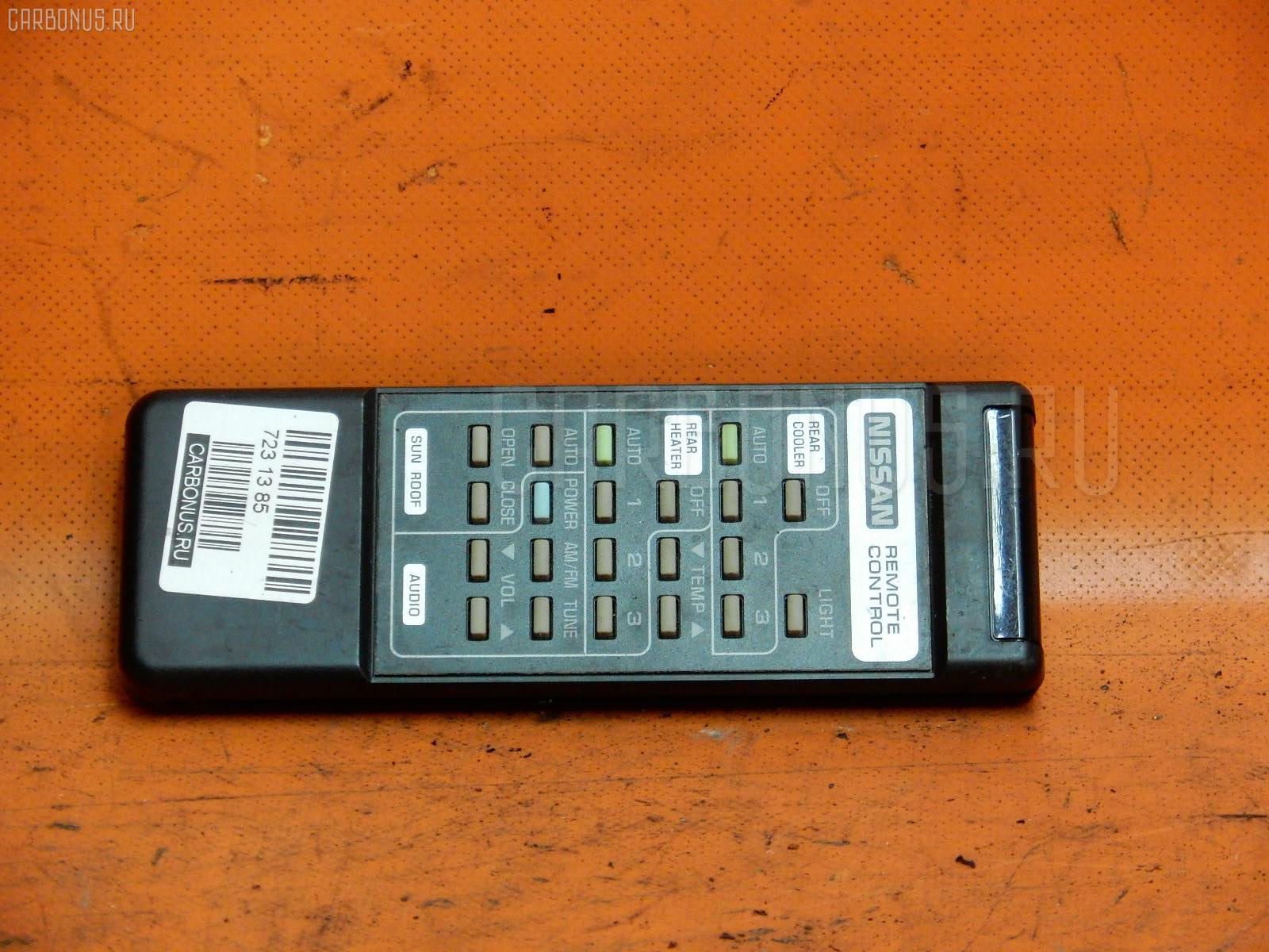 Автомагнитофон NISSAN CARAVAN ARME24 Фото 1