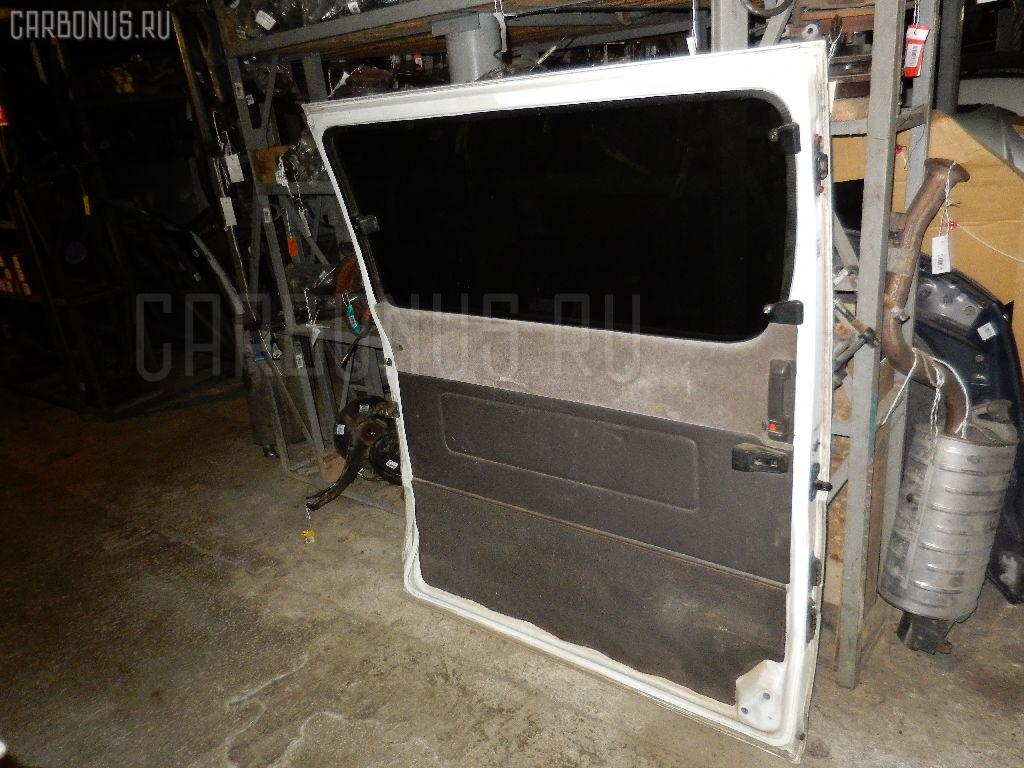 Дверь боковая TOYOTA HIACE KZH106G. Фото 7