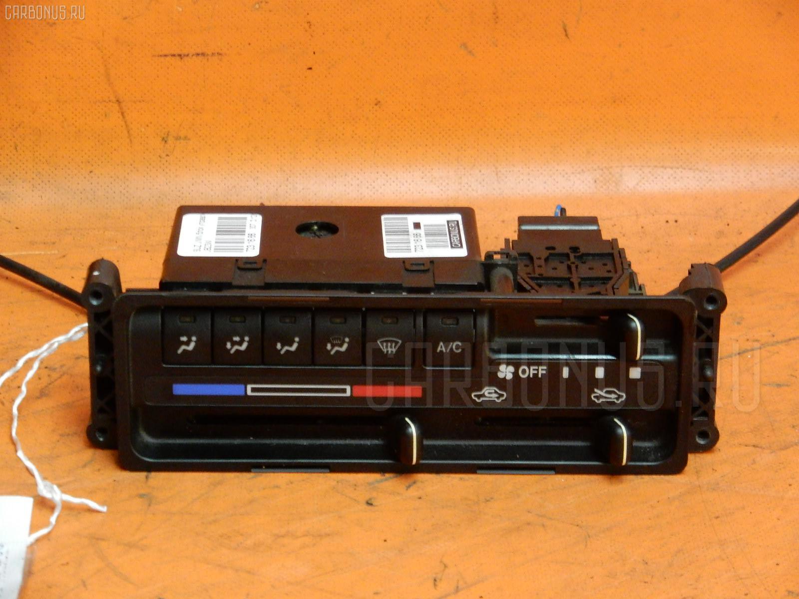 Блок управления климатконтроля на Suzuki Jimny JB23W Фото 1