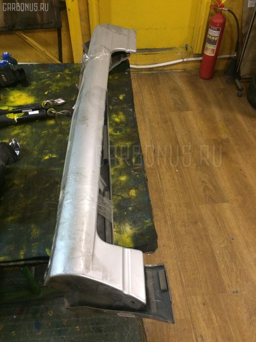 Порог кузова пластиковый ( обвес ) Suzuki Jimny JB23W Фото 1