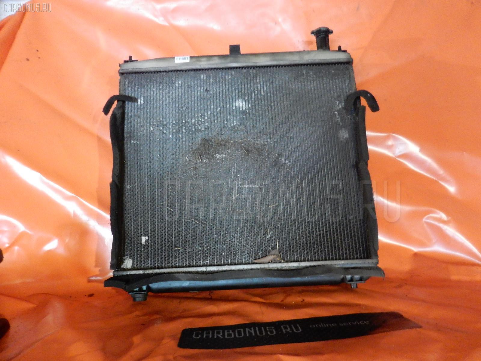 Радиатор ДВС TOYOTA GRAND HIACE VCH10W 5VZ-FE. Фото 9