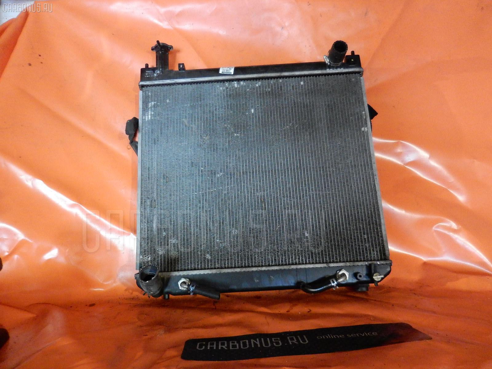 Радиатор ДВС TOYOTA GRAND HIACE VCH10W 5VZ-FE. Фото 10