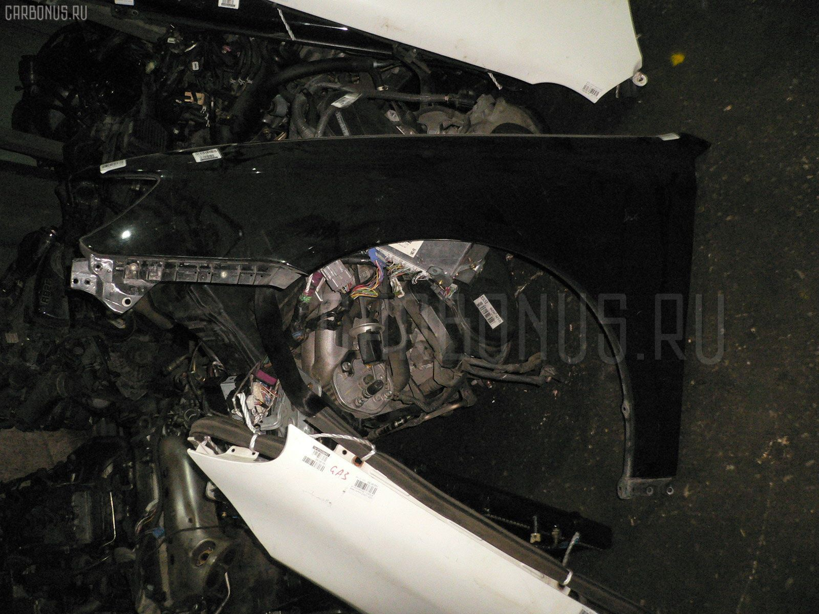 Крыло переднее Subaru Legacy BL5 Фото 1