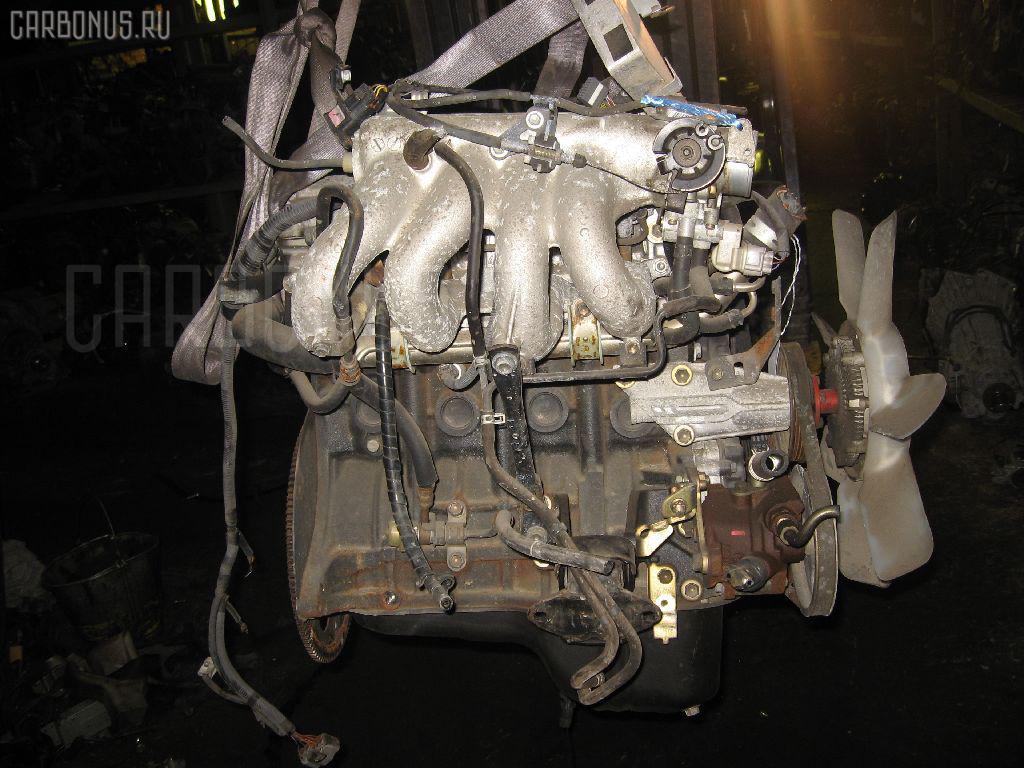 Двигатель TOYOTA TOWN ACE NOAH SR40G 3S-FE. Фото 3