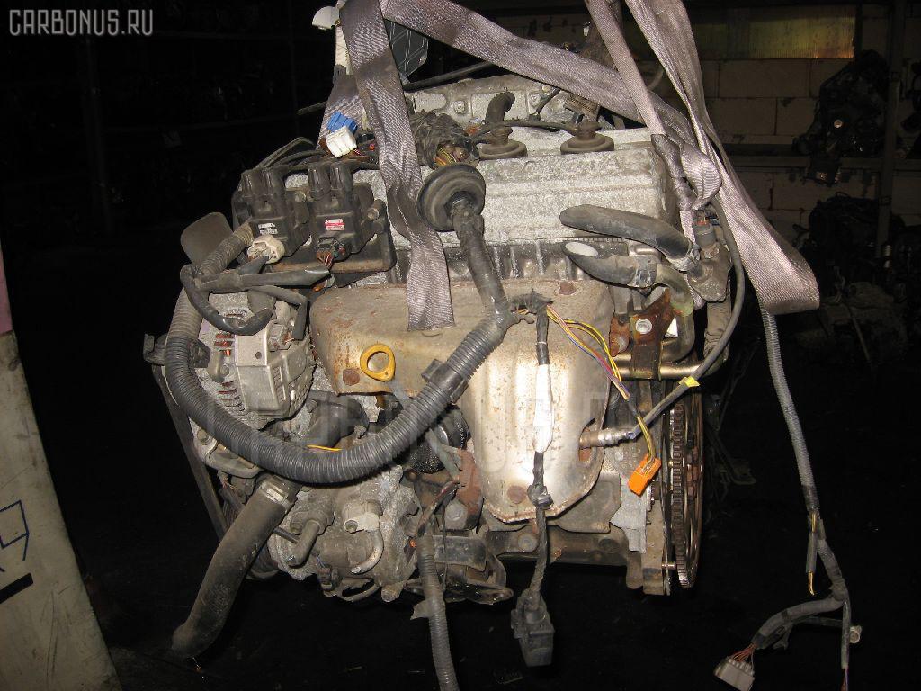 Двигатель TOYOTA TOWN ACE NOAH SR40G 3S-FE. Фото 5