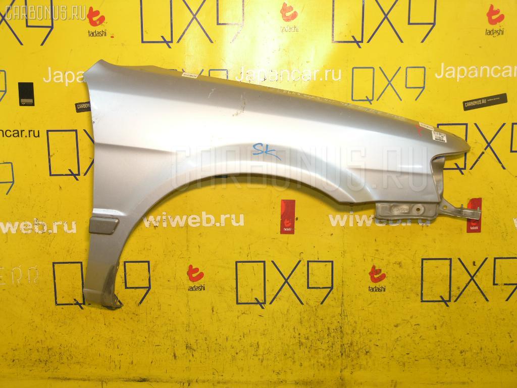 Крыло переднее TOYOTA COROLLA II EL55. Фото 7