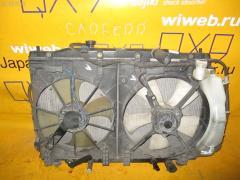 Вентилятор радиатора ДВС HONDA EDIX BE1 D17A