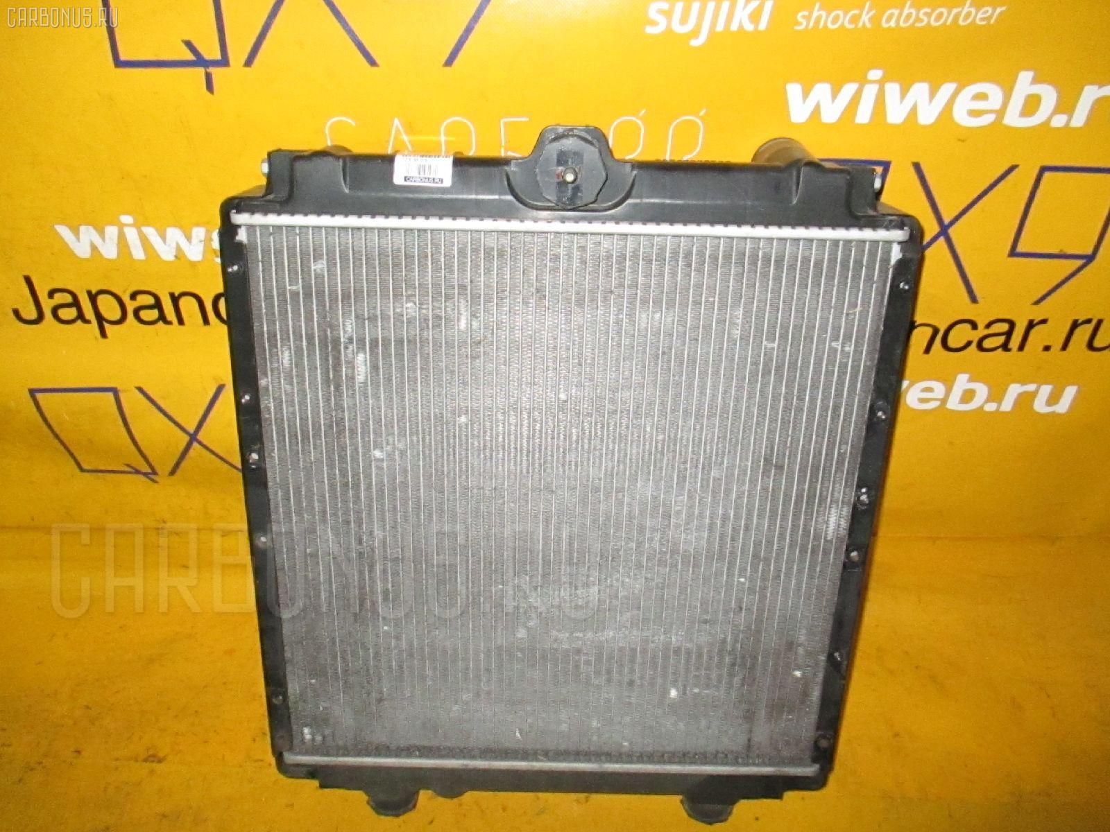 Радиатор ДВС MITSUBISHI CANTER FB500B 4G63 Фото 2