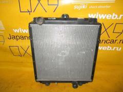 Радиатор ДВС MITSUBISHI CANTER FB500B 4G63 Фото 3